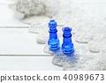 체스 킹과 퀸 40989673