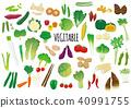 蔬菜 食物 美食 40991755