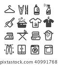 laundry icon 40991768