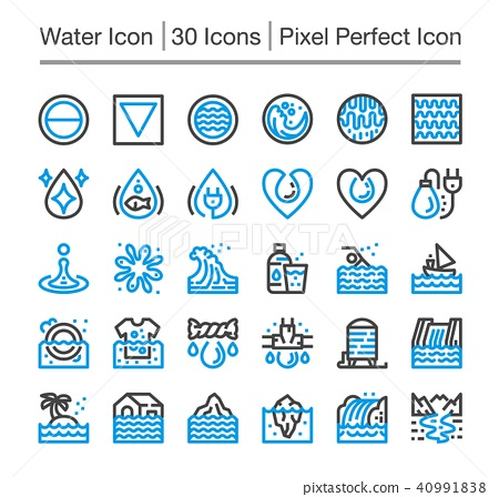 water icon 40991838