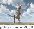 tyrannosaurus, rex, dinosaur 40996036