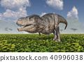 tyrannosaurus, rex, dinosaur 40996038