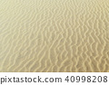 Wind drawing of sand dune (Sakyu) Picture 40998208