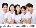 친구,동료,남자,여자,한국인 40999001