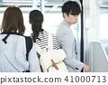 火車 電氣列車 乘 41000713