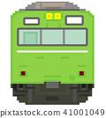 전차, 전철, 통근 열차 41001049
