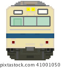 รูปแบบ Dot ภาพผู้โดยสาร (สูงขับ cab ATC / ฮิโรชิมาพื้นที่ 103 ชุด) 41001050