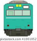 전차, 전철, 통근 열차 41001052