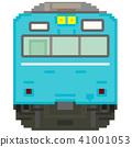 전차, 전철, 통근 열차 41001053