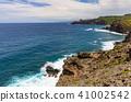 Scenic Maui Coast Landscape 41002542