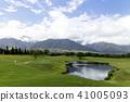 高尔夫球场,毛伊岛,夏威夷,美国 41005093