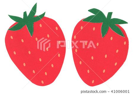 잘라 그림 과일 딸기 딸기 41006001