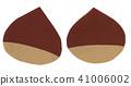 切割圖片堅果栗子栗子 41006002