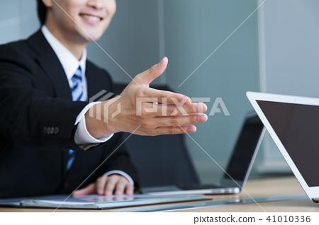營業所個人計算機業務會議演示文稿 41010336