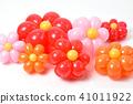 많은 풍선 아트 (꽃) 41011922