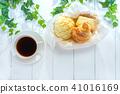 Breakfast on the terrace 41016169