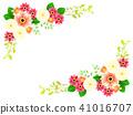 flower, flowers, frame 41016707