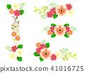 flower, flowers, dahlia 41016725