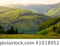 landscape, hill, mountain 41018052