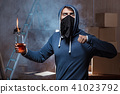 man, mask, robber 41023792