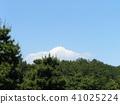 푸른 하늘, 파란 하늘, 청색 41025224