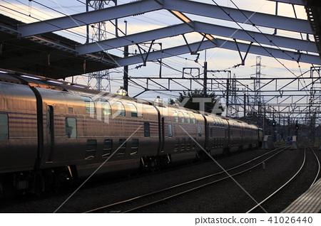 Cassiopeia Shinshu going to the Musashino line 41026440