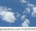 푸른 하늘, 파란 하늘, 청색 41026566