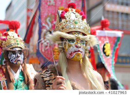 台灣廟會及陣頭表演,東方文化 41027963
