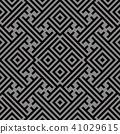 古董 銀 幾何學 41029615