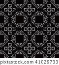 古董 銀 幾何學 41029733
