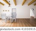 客廳 斯堪的納維亞的 數碼成像圖片 41030915