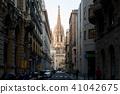 Barcelona Cathedral in Barcelona, Spain 41042675