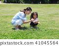 행복한 엄마와 딸 41045564