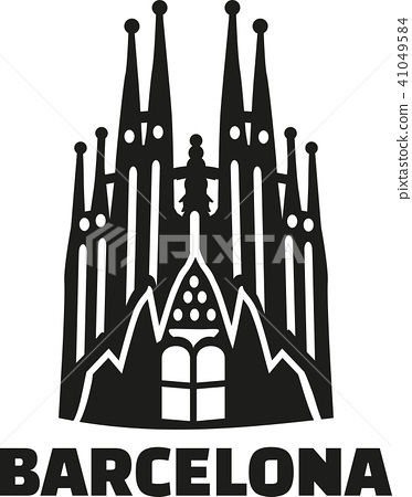 Sagrada familia Barcelona 41049584
