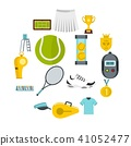set, collection, tennis 41052477