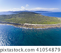 aerial view of  coastline kenting national park 41054879