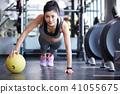 女性健身健身房 41055675