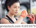 女性健身健身房 41055679