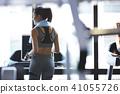 女性健身健身房 41055726
