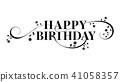 birthday letter happy 41058357