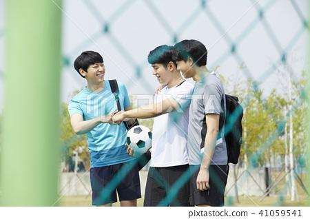 축구,생활,남자 41059541