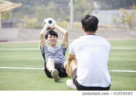 축구,생활,남자 41059583