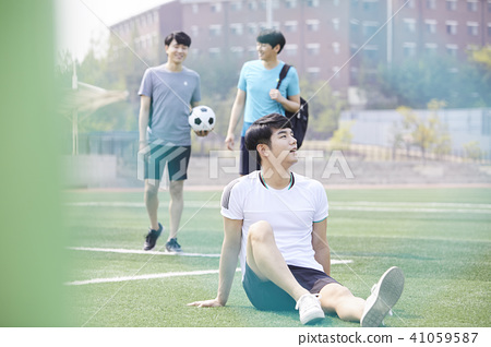 축구,생활,남자 41059587