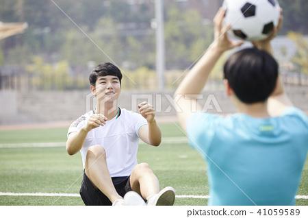 축구,생활,남자 41059589