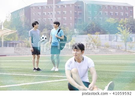 축구,생활,남자 41059592