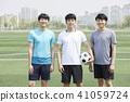 10대, 남자, 축구 41059724