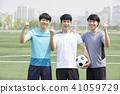 10대, 남자, 축구 41059729