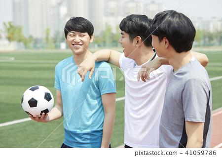 축구,생활,남자 41059786