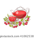 cherry illustration vector 41062538