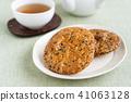 Rice cracker 41063128